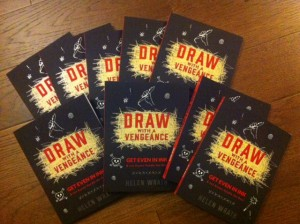 DRAW WITH A VENGEANCE: GET EVEN IN INK AND LET KARMA HANDLE THE REST by Helen Wrath